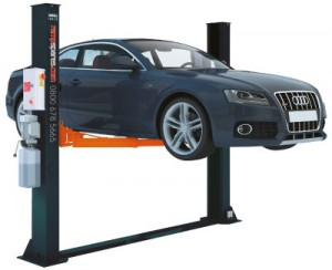 RS6254 Two Post Garage Lift