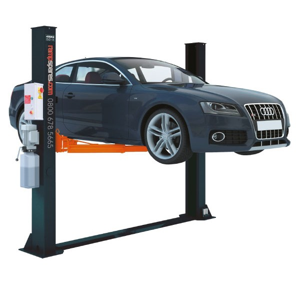 Monstore Garages Posts: RS6254: Rampspares, RS6254 Two Post Car Lifts